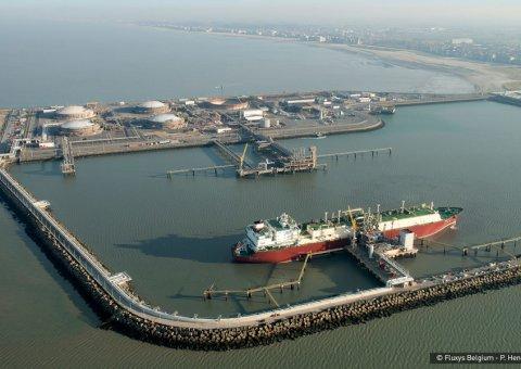 Fluxys-LNG-Zeebrugge