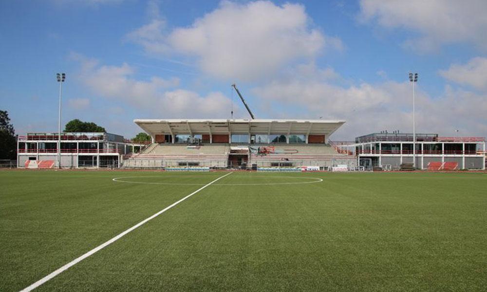 Knokke-Football-Stadium-aanbouw