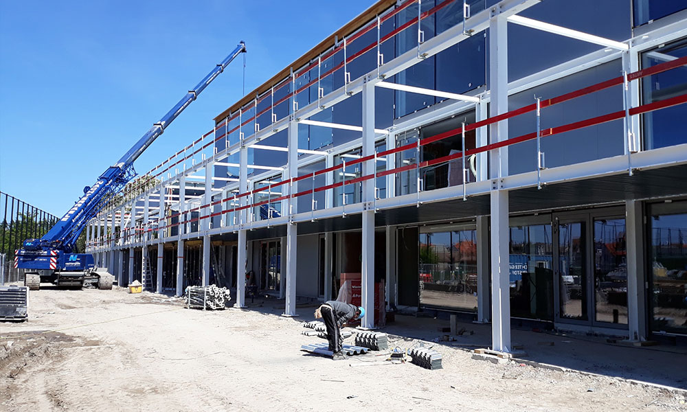 Knokke-Football-Stadium-bouw